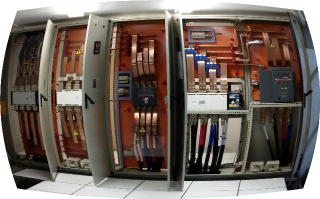 Programa Tableros de Control y Distribucion Eléctrica